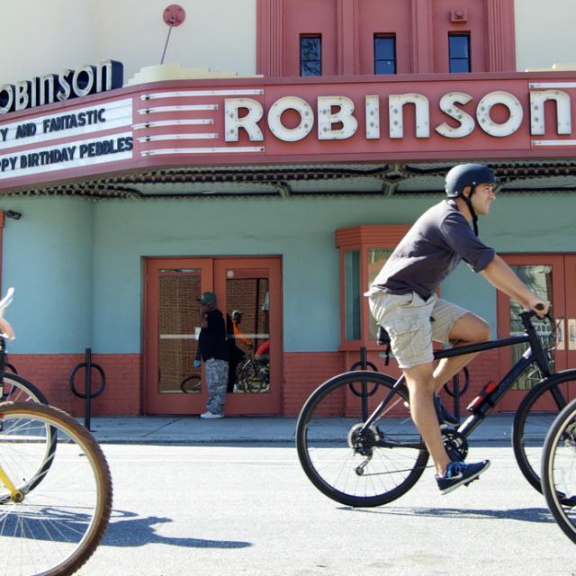 NEW Richmond Rides