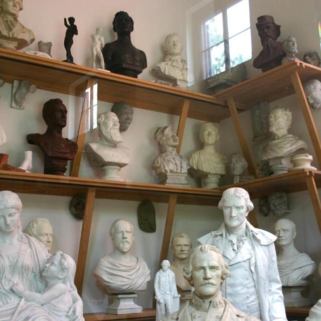 Edward V. Valentine Sculpture Studio