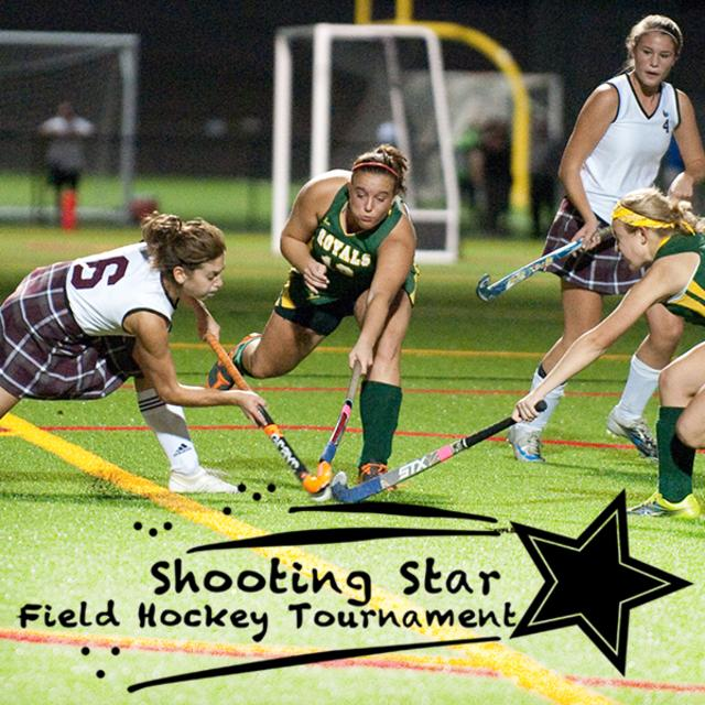 shooting star field hockey