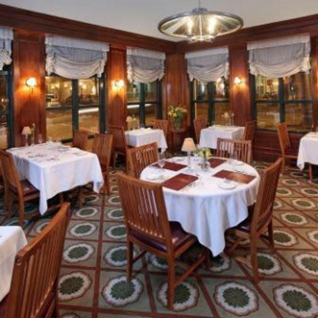 The Dining Room at the Bekeley