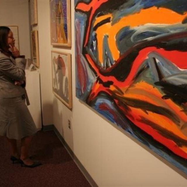 NEW The Museum Galleries at VUU