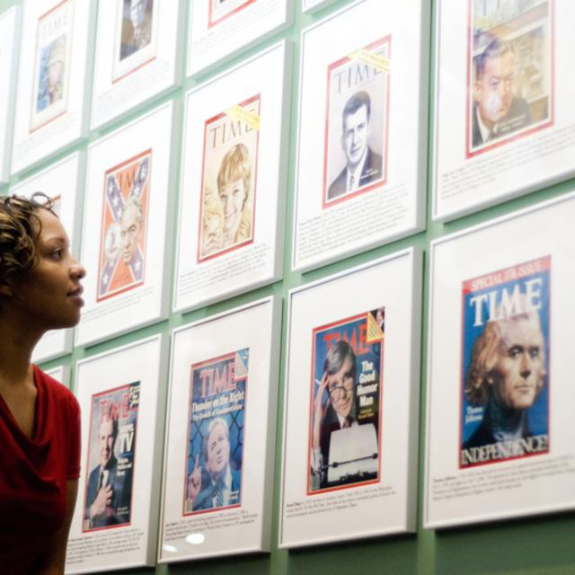 Virginia Historical Society - Time Magazine