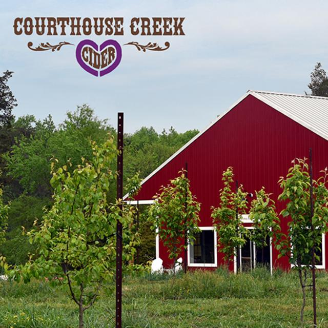 Courthouse Creek Cider Orchard