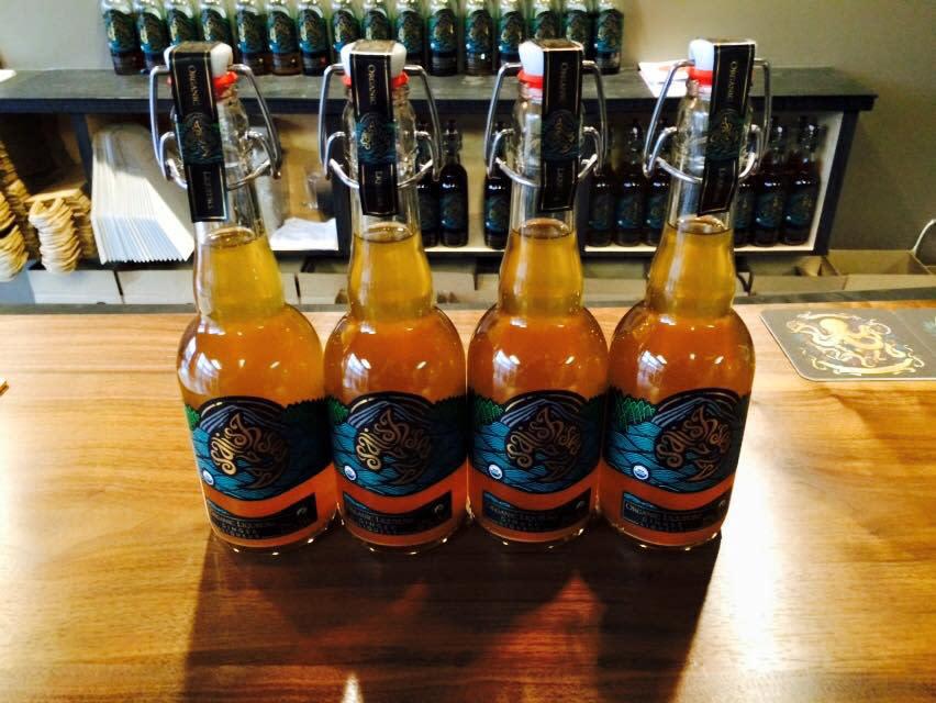 Salish Sea Organic Liqueurs