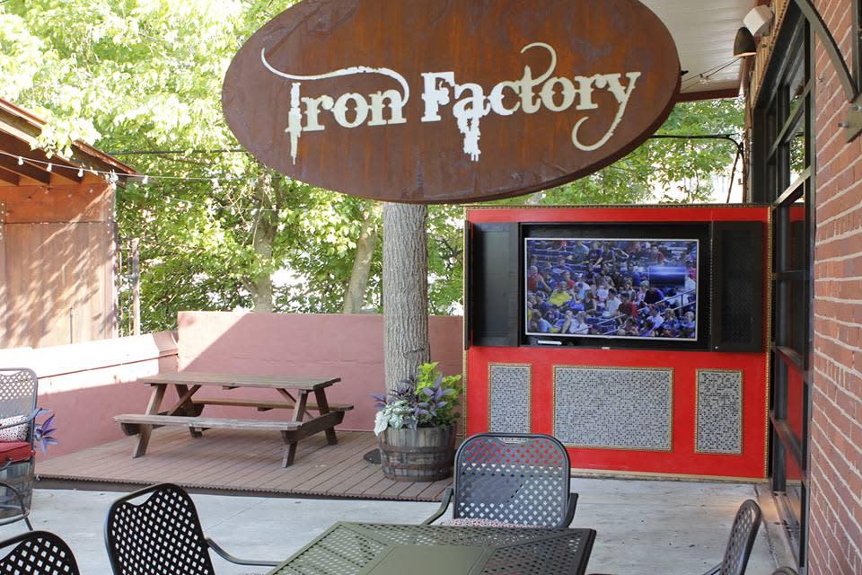 Iron Factory