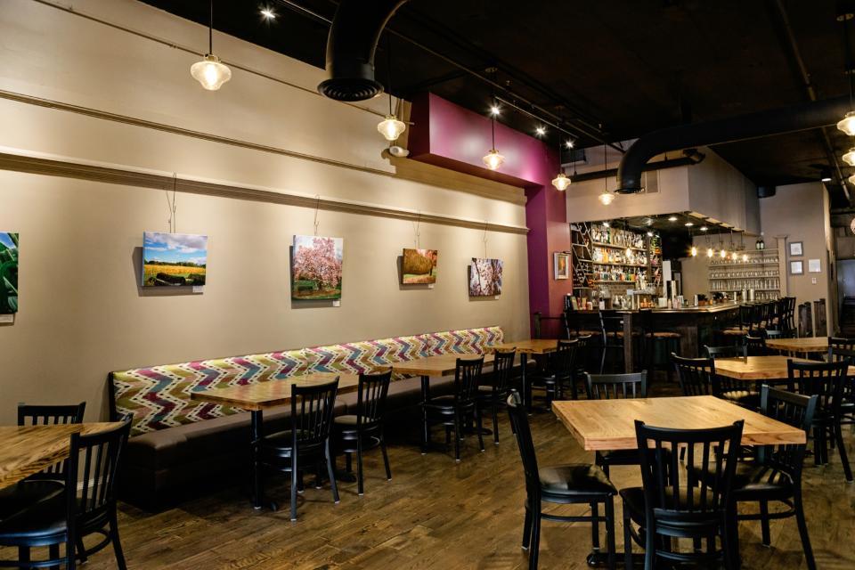 Dining Room at Tolon