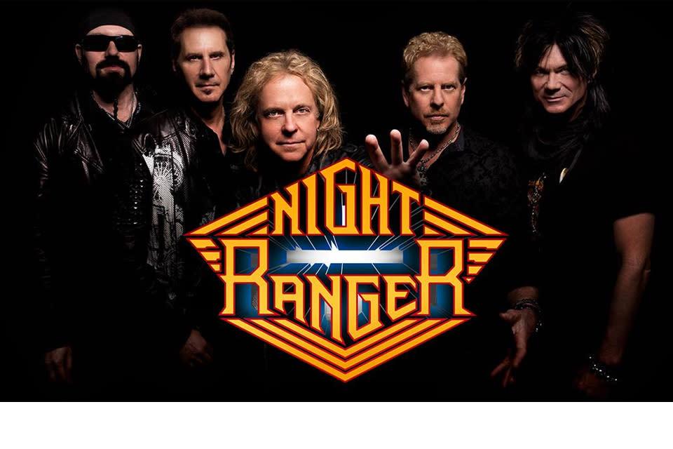 Night Ranger Concert in Fort Wayne, Indiana
