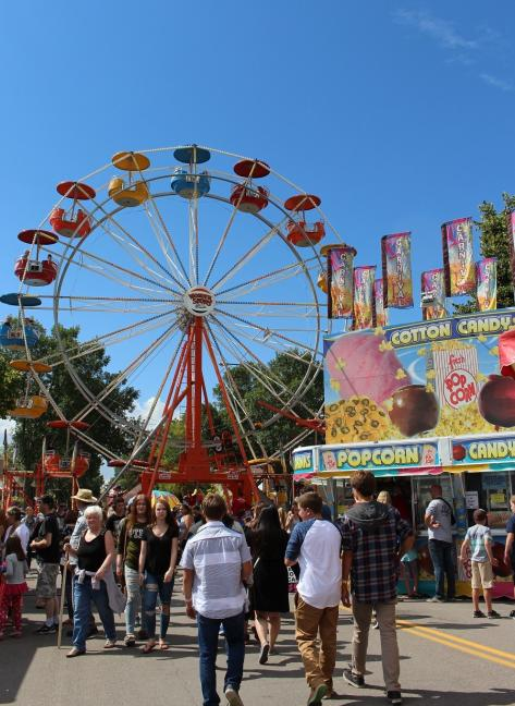 Morden Corn and Apple Festival