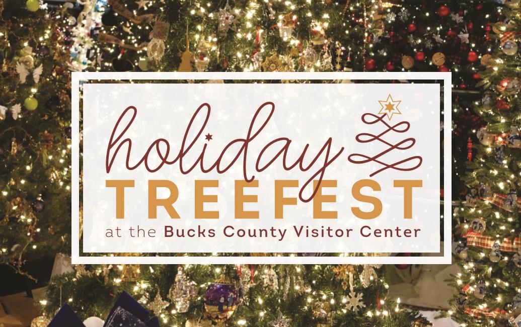 12th Annual Bucks County Holiday TreeFest