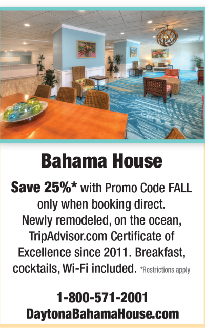 Bahama House Fall Newsletter