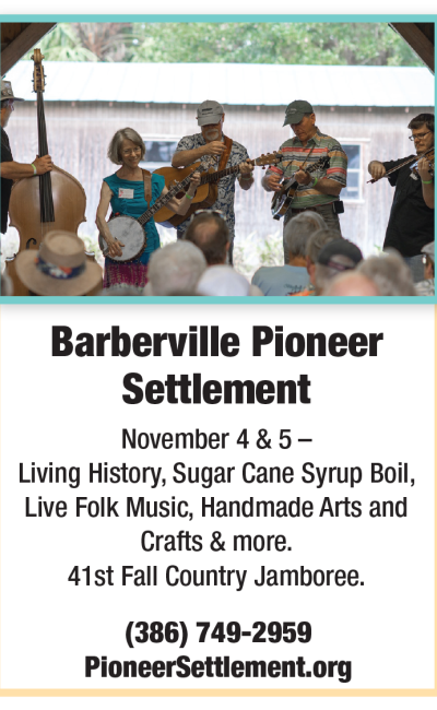 Barberville Fall Newsletter