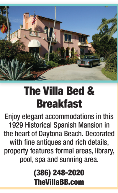 The Villa Fall Newsletter