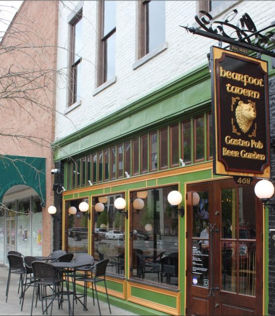 Bearfoot Tavern