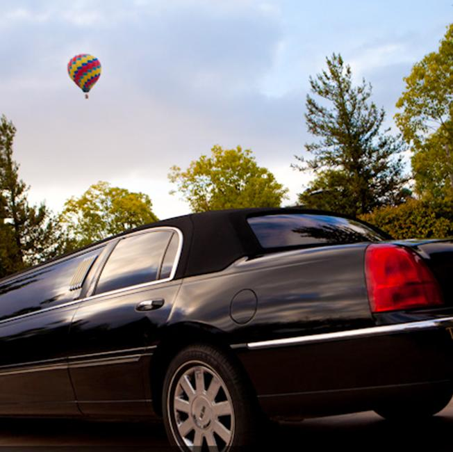 Ride a Limo in Temecula Wine Country