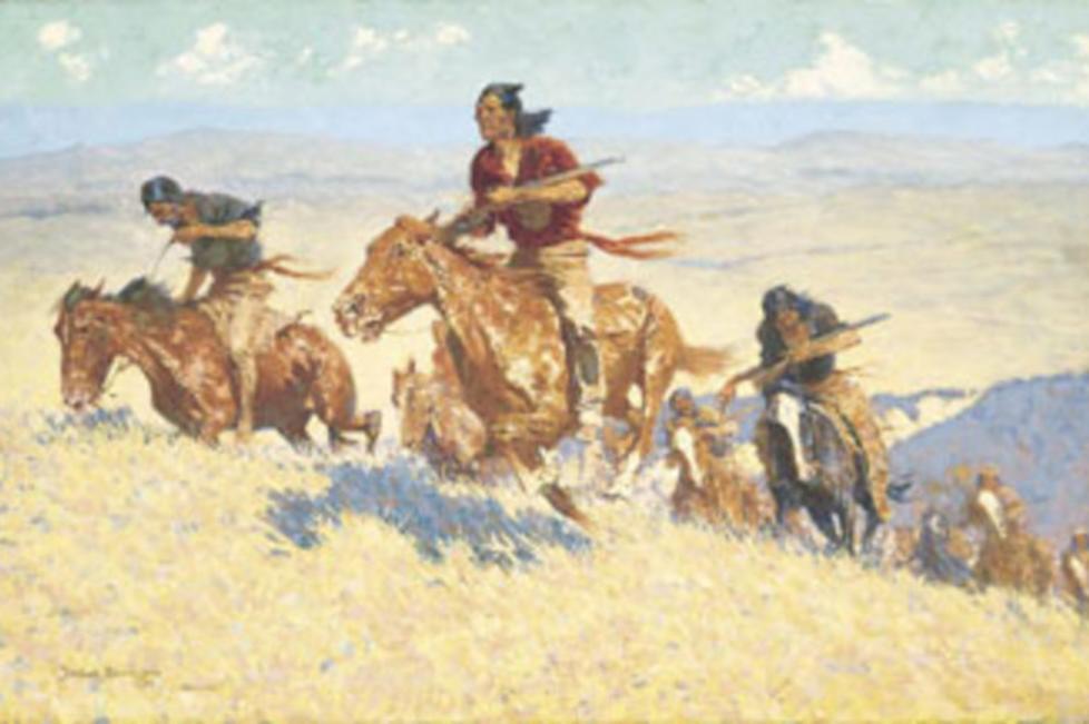 Buffalo Runners