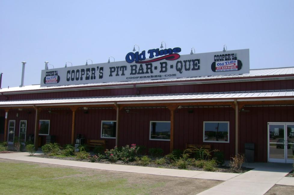 Cooper's Pit BBQ