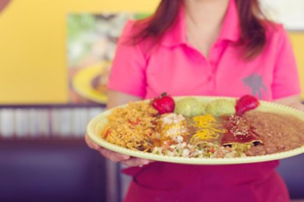 Enchiladas Ole' On the Way