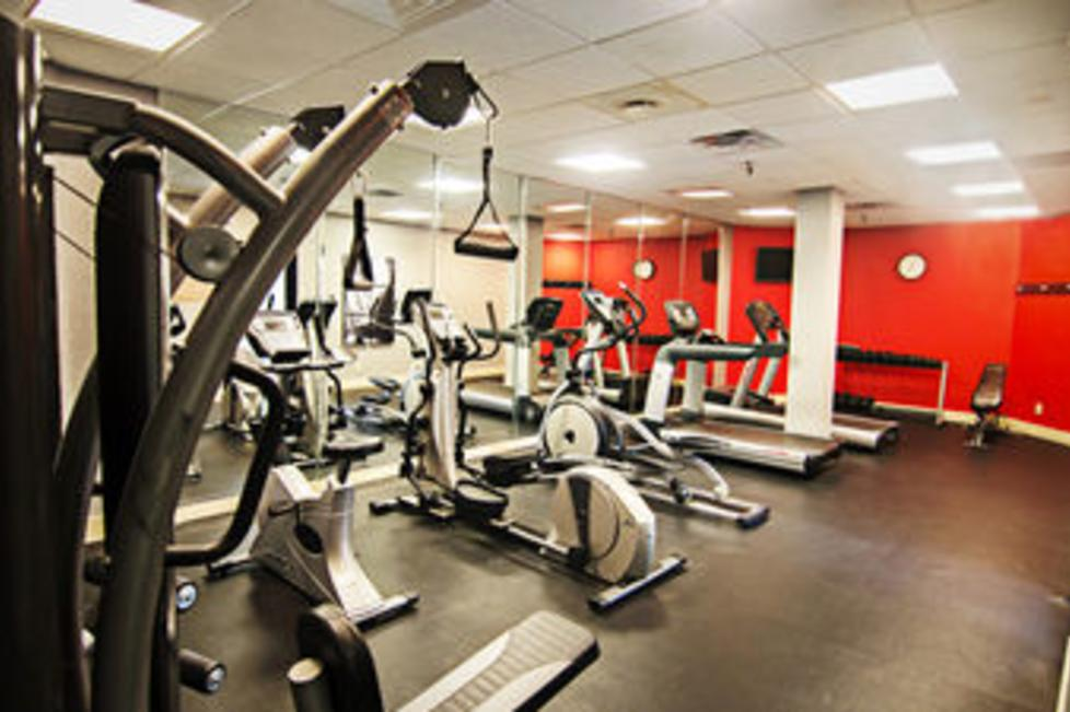 Complimentary usage of our new Fitness Center