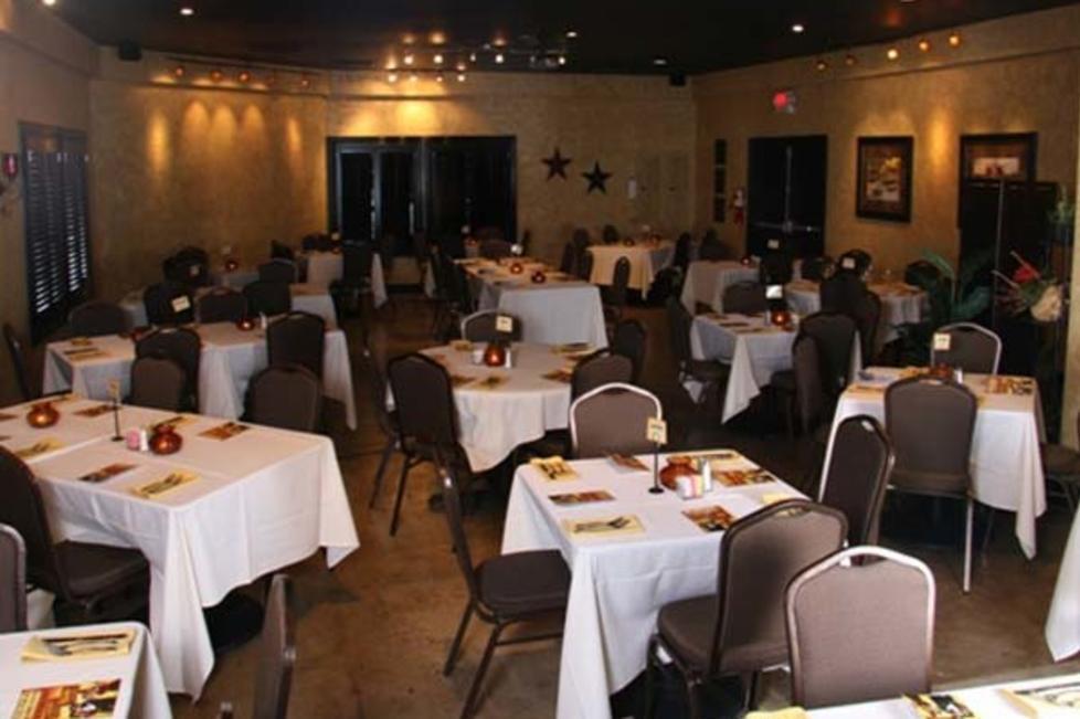 Texas Star Dinner Theater - Inside View