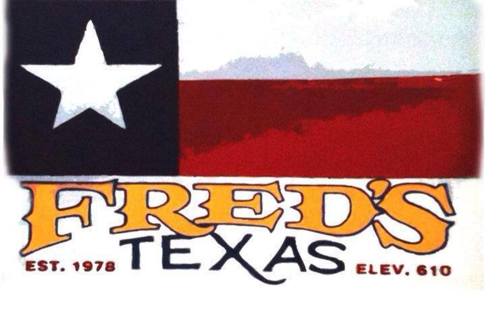 Fred's Texas Logo