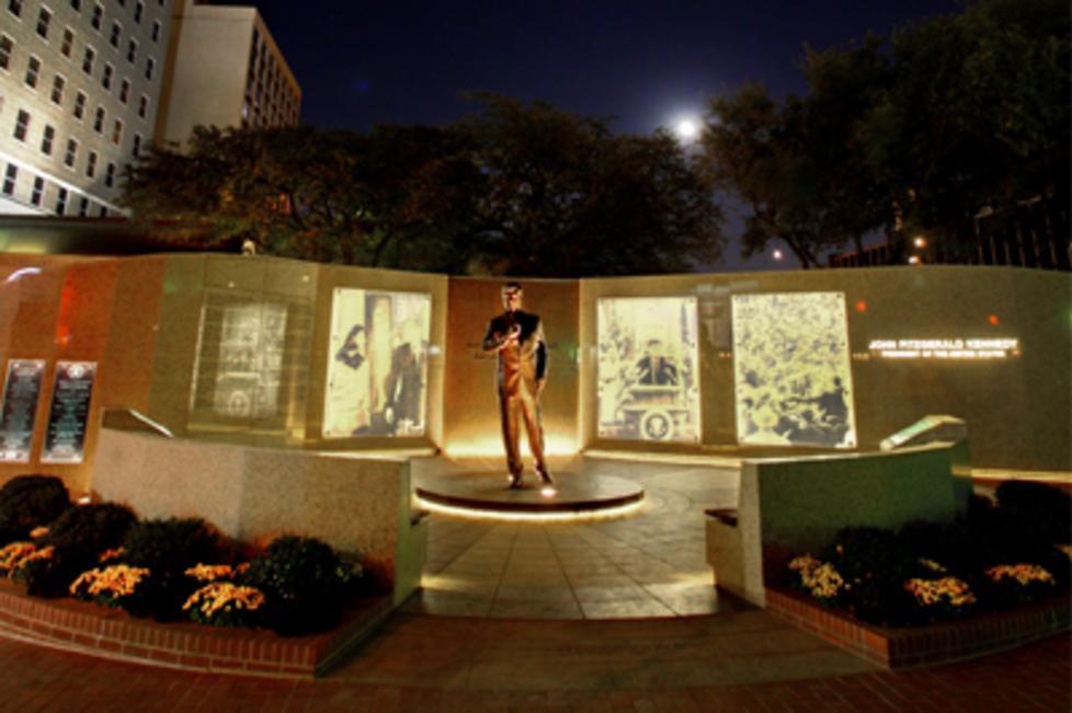 General Worth Square - JFK Tribute