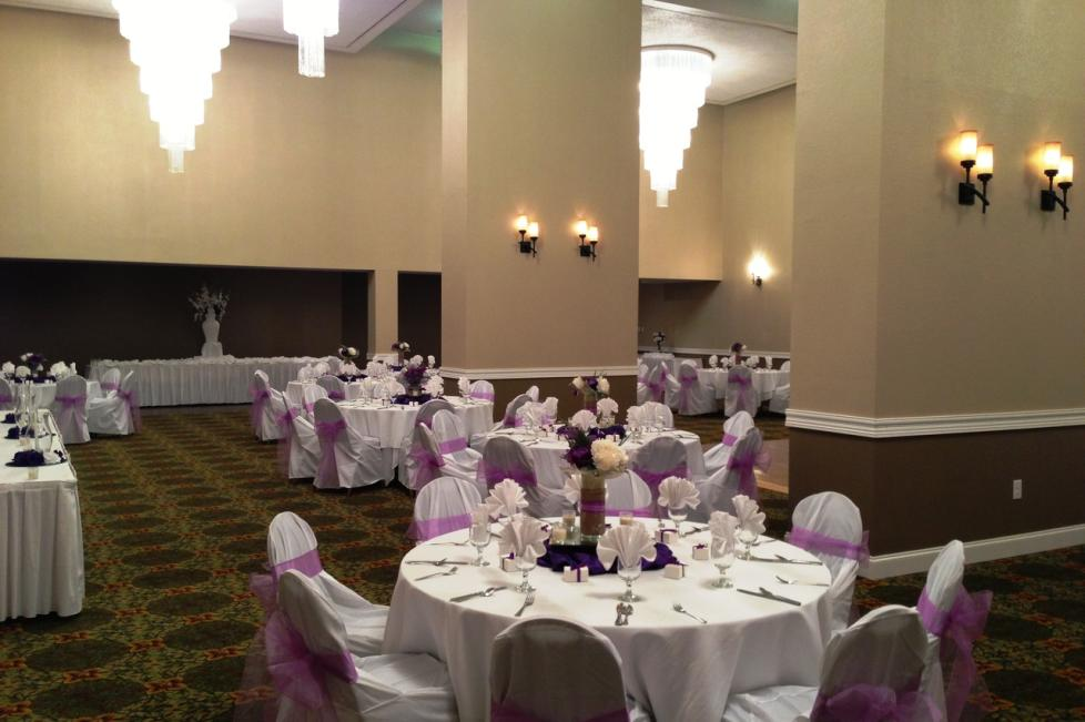 Newly Renovated Ballroom