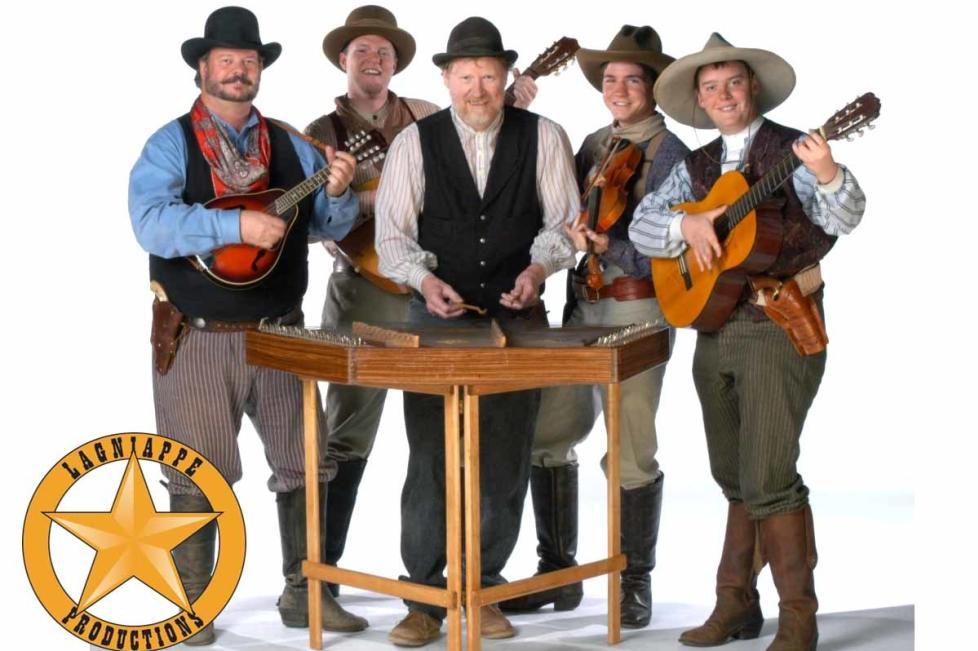 Lagniappe Productions Old West Musicians