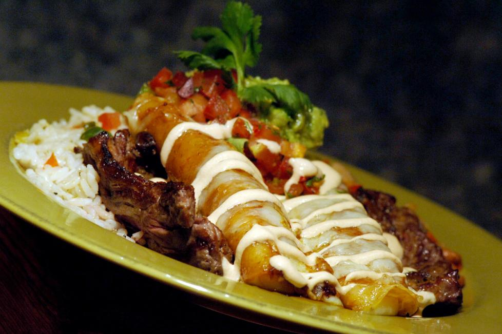 Reata's Carne Asada