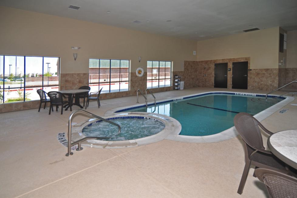 Indoor Pool And Spa