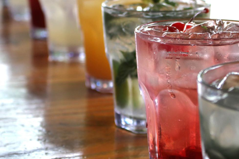 Woodshed Specialty Drinks