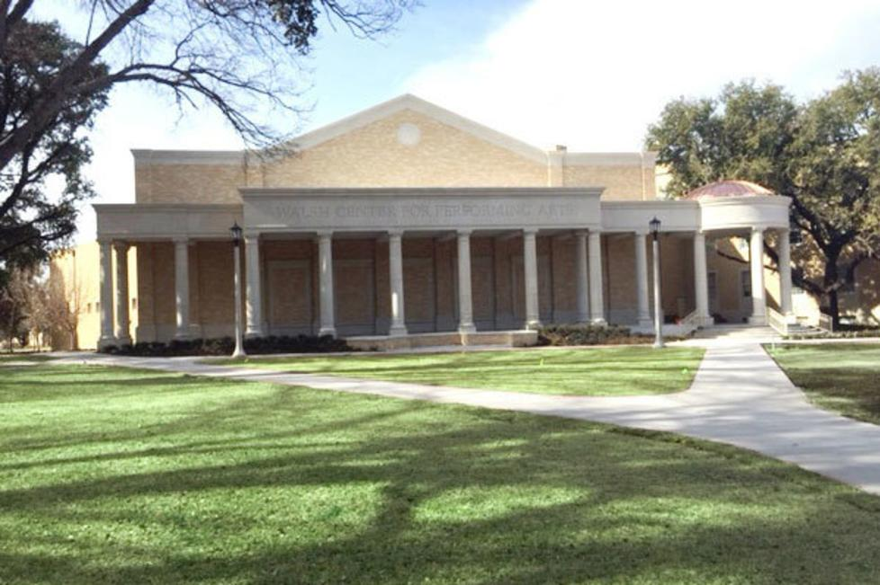 walsh center for performing arts