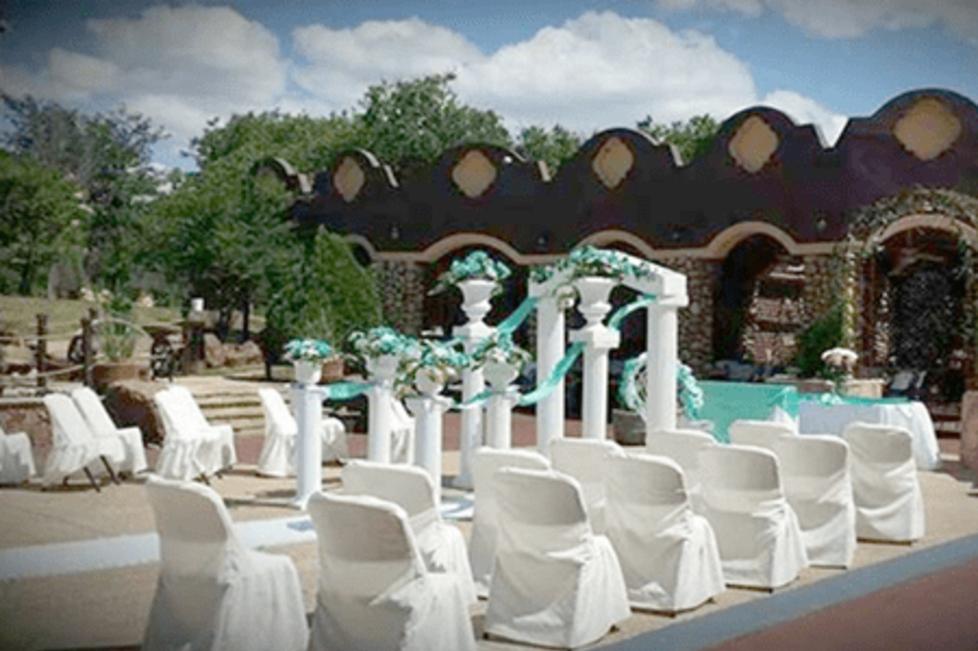 Reception Venue 1 - Outdoor
