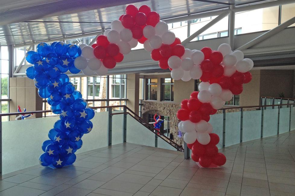 Decorative Balloon Arch