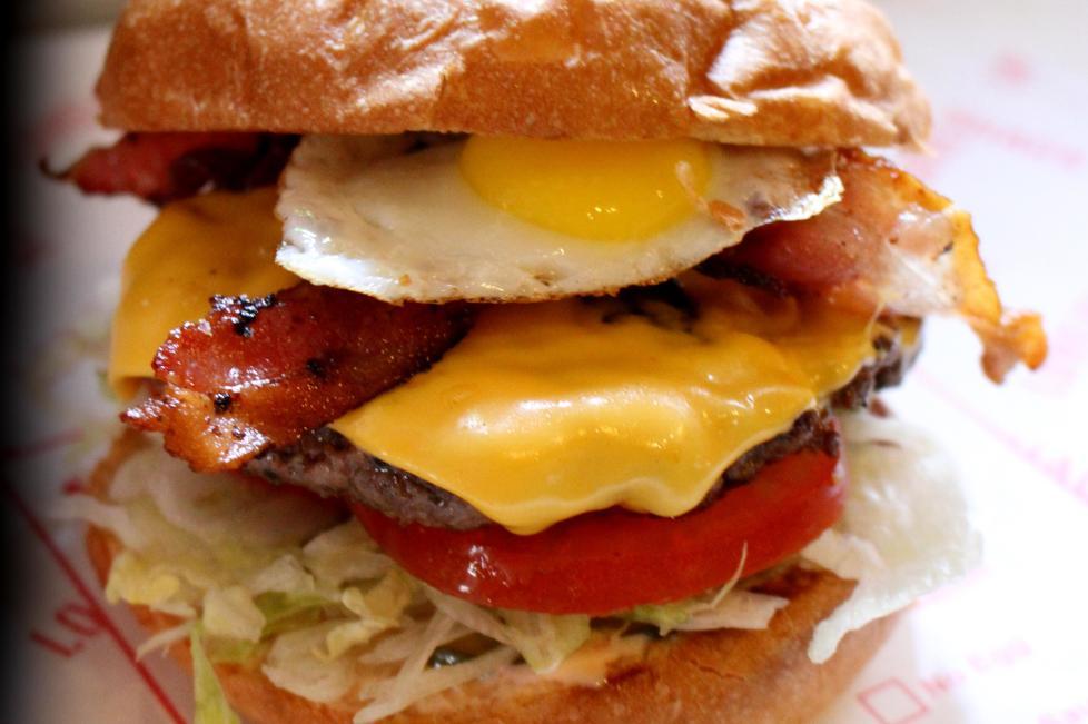Dirty Love Burger