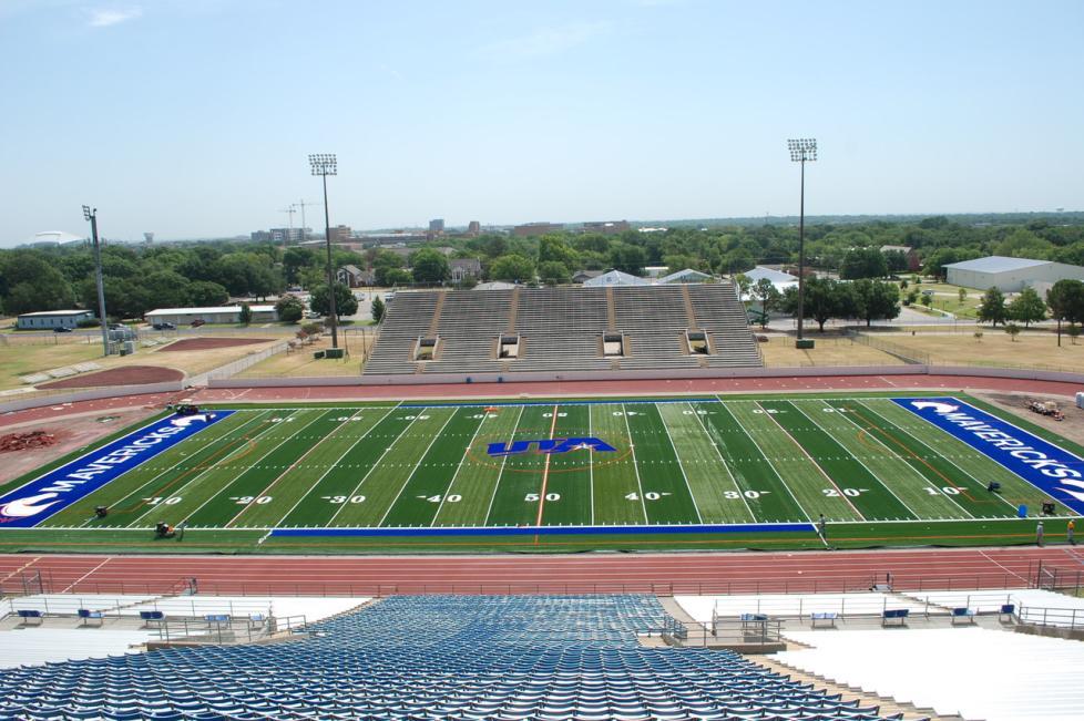 Mav Stadium 2