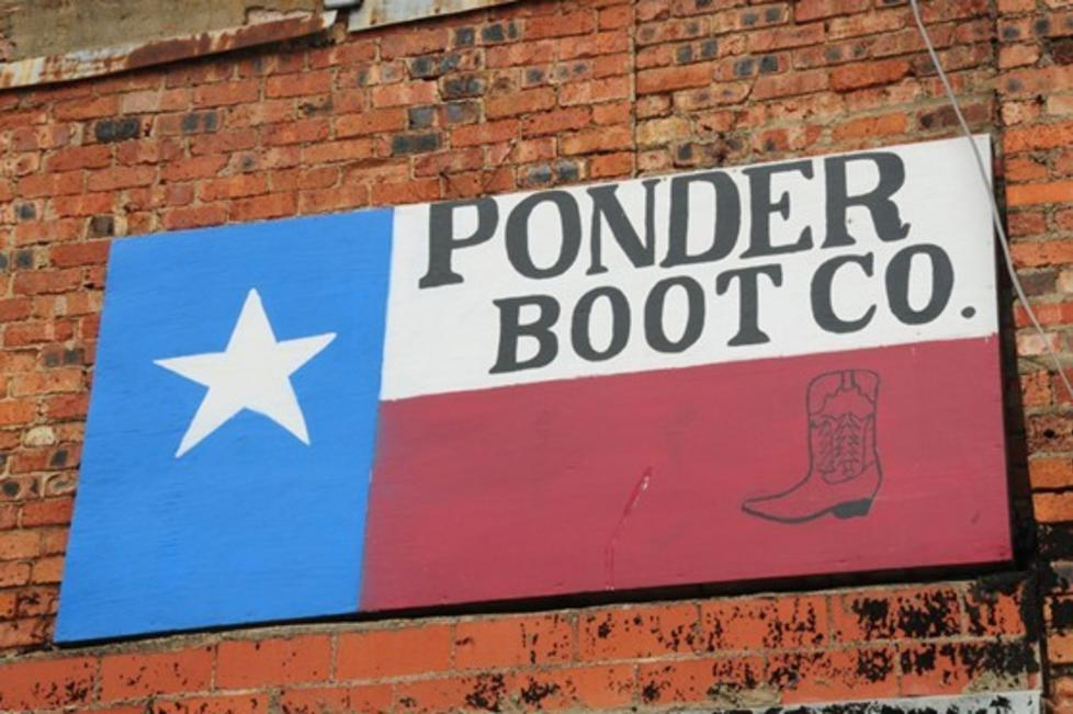 ponder boot company