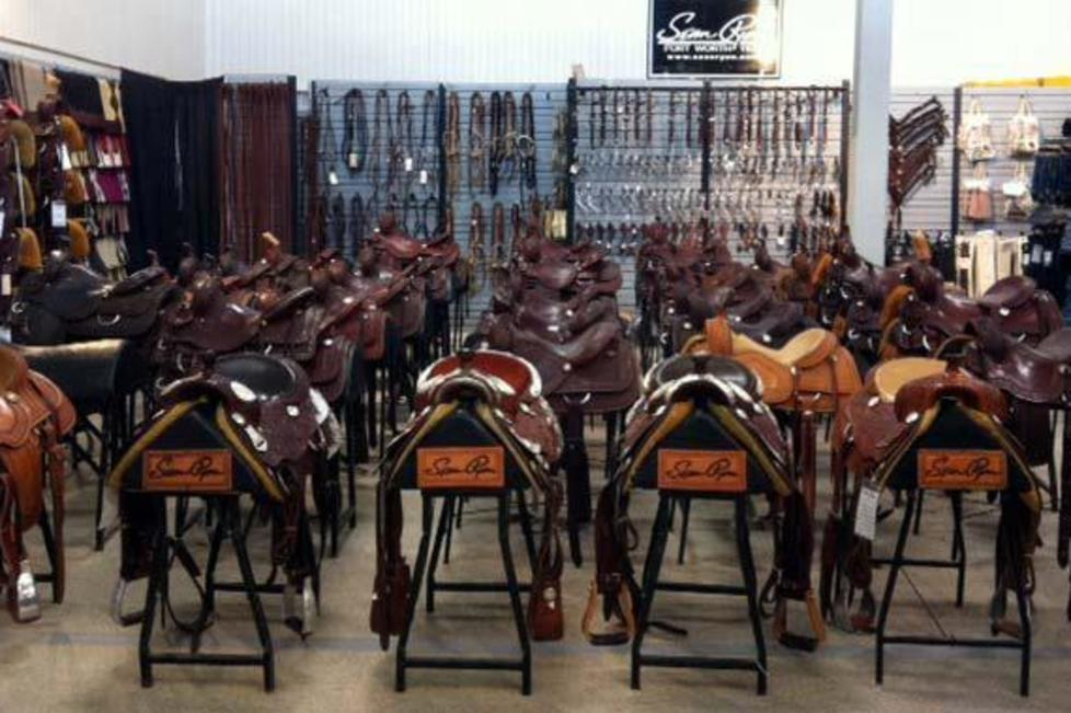 sean ryon western store and saddle shop