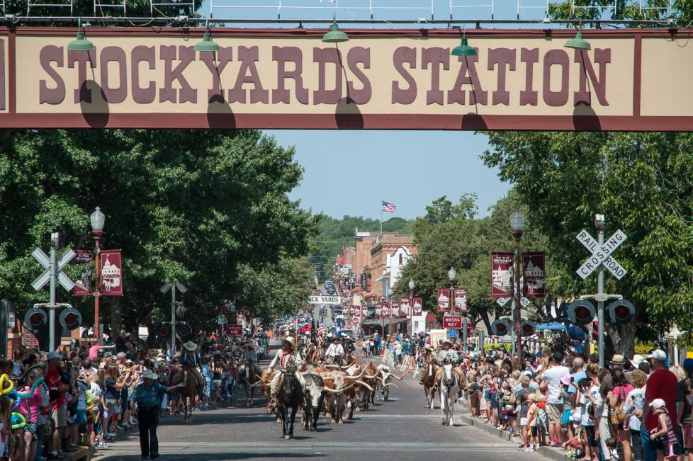 Stockyards Historic Walking Tours