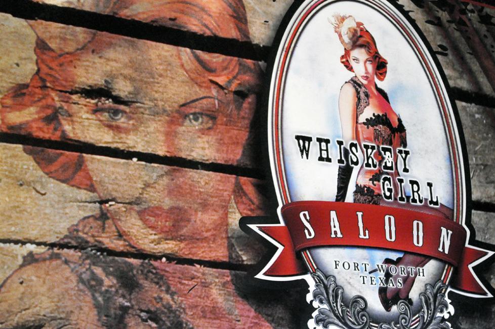 whiskey girl saloon