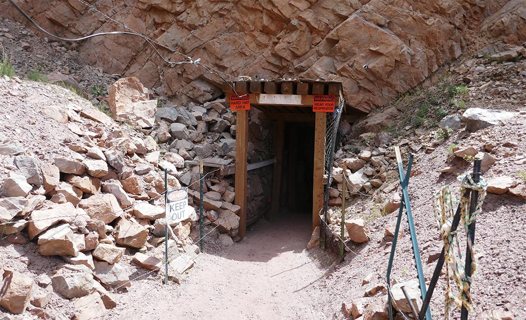 Mine Tour Arizona