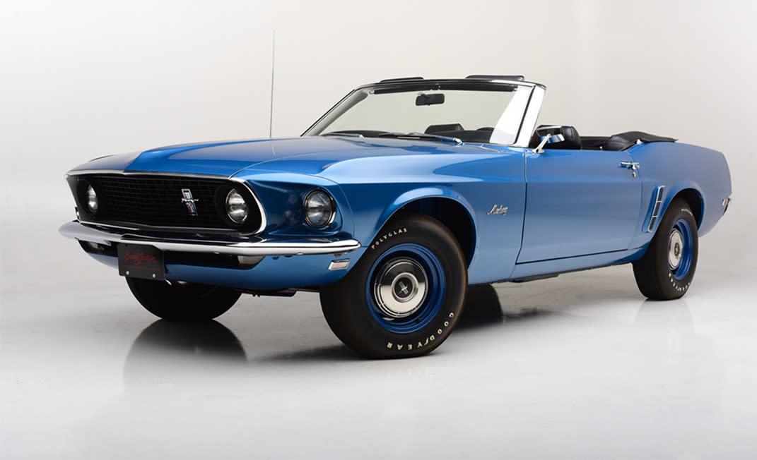 Mustang Barrett