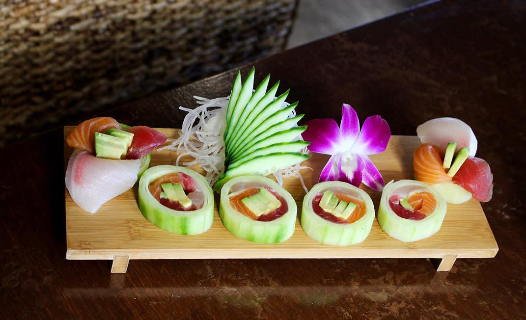 Sushi in Scottsdale Kaiyo - Body