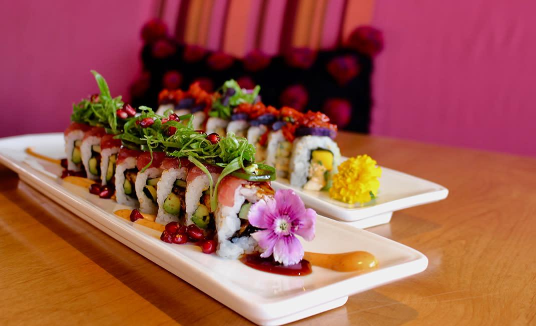 Sushi in Scottsdale Sumo Maya - Body