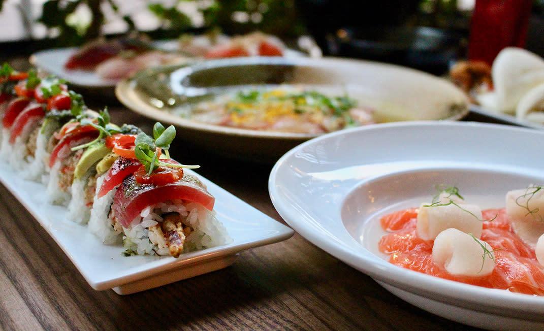Sushi in Scottsdale Odon - Body