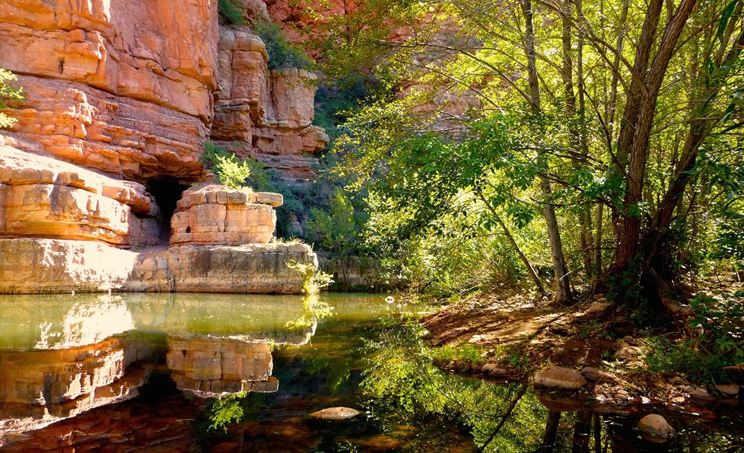 Swimming Holes of the Verde Valley - Body