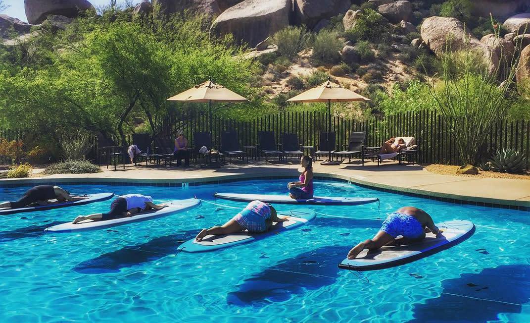 summer meetings - beat the heat - body