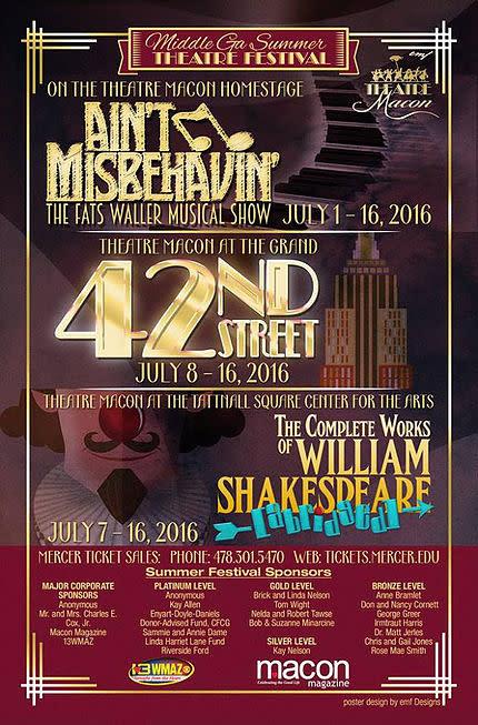 Summer Theatre Festival