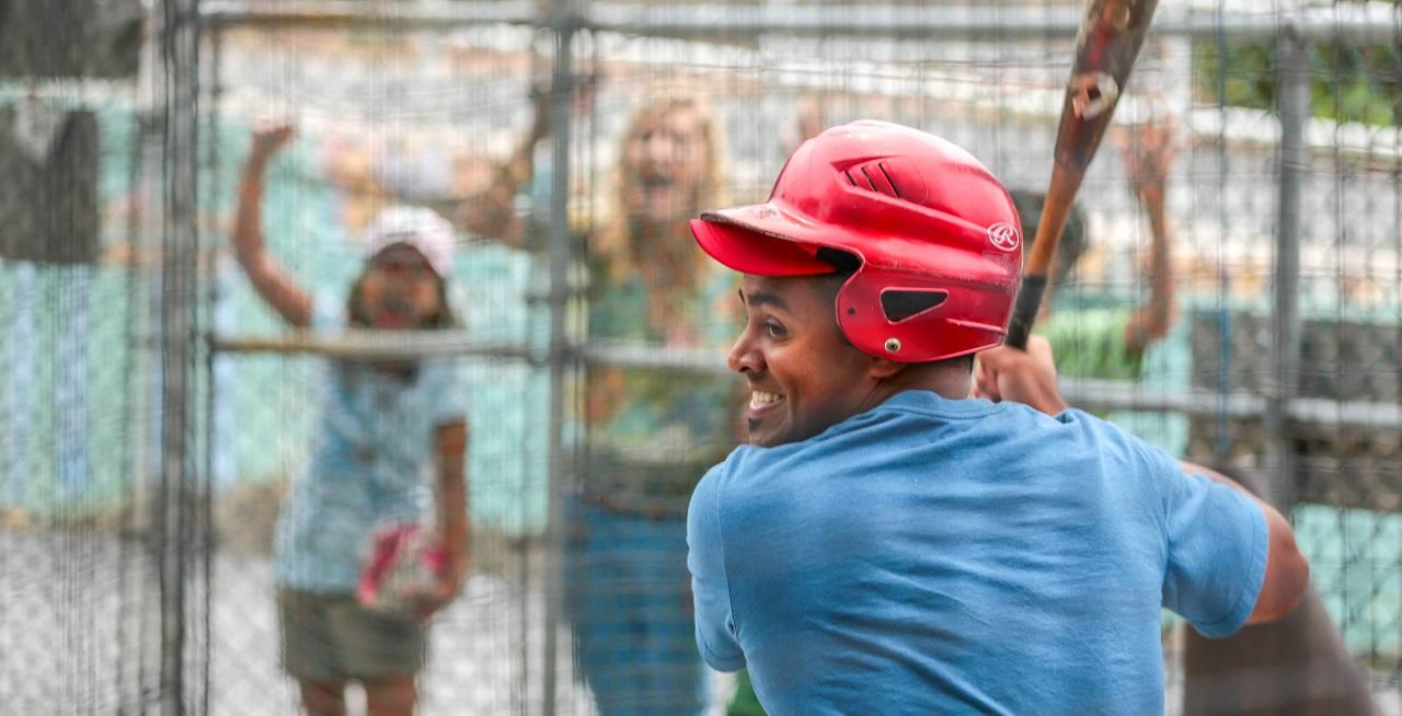 Batting Cages City Island