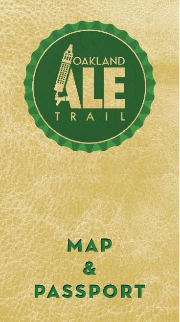 Oakland Ale Trail Passport