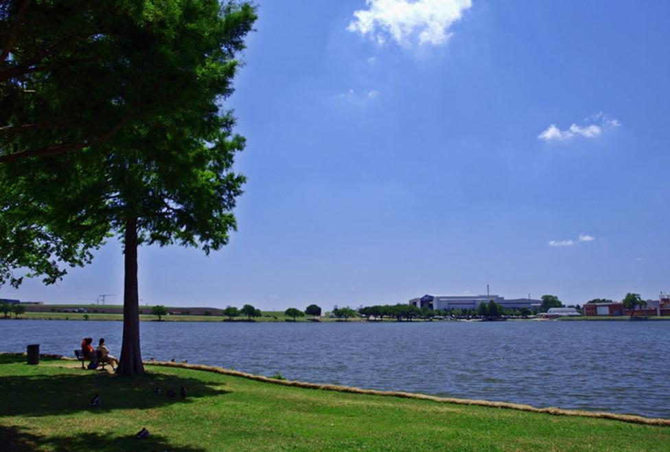 Lake Dallas City Park